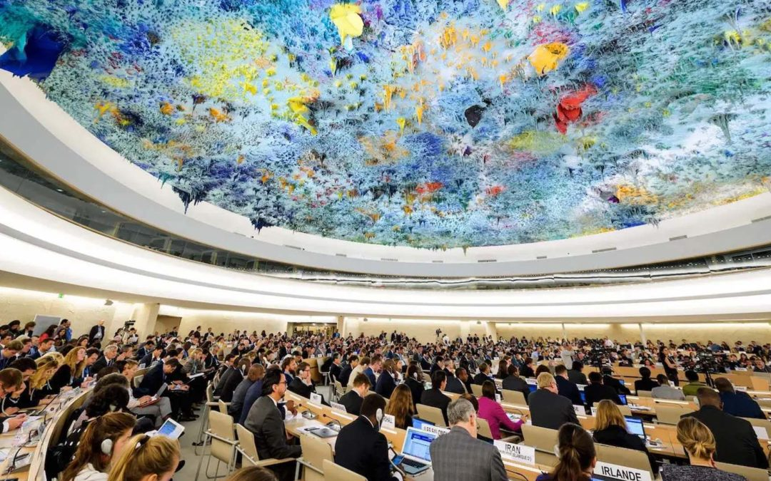 United Nations Recognizes the Persecution of the SPH and KAILASA